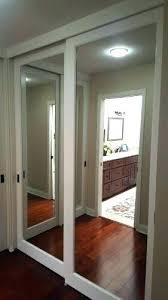 mirrored closet door mirrored closet doors ideas bifold mirrored closet door parts
