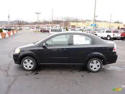 All Chevy chevy aveo 2011 : Black Granite Metallic 2011 Chevrolet Aveo LT Sedan Exterior Photo ...