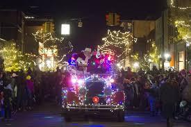 Traverse City Light Power Holiday Scene Calendar Gt Scene Record Eagle Com