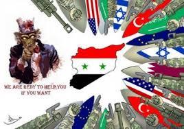 Resultado de imagem para SÍRIA E EUA