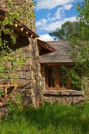 Gorgeous mountain getaway near Yellowstone Park | Ranch, Cabin and  Architects