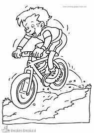 Pin By Naomi Hullak On Thema Sport Ausmalen Ausmalbilder Fahrrad