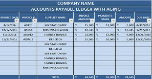 10 Best Accounting Templates In Excel By Exceldatapro