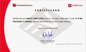 curso online gratis bradesco