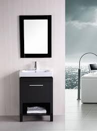 design element 24 new york dec091a modern single vanity bathroom cabinet set 100055392805