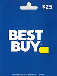 Best Buy Gift Card $25: Gift Cards - Amazon.com