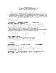 How To Write Resume For Promotion Within The Same Company