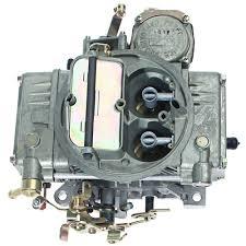 Holley 0-1850C Carburetor 600 CFM 4-Barrel Manual Choke
