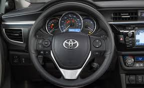 Toyota Corolla Interior - Best Accessories Home 2017