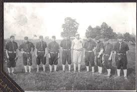 cannerhilites: Eddie Summers-Detroit Tigers. Eddie is third from the right  in the formal group picture