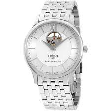 tissot ttrend tradition silver dial stainless steel w s watch tissot tradition silver dial stainless steel men s watch t0639071103800