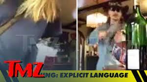 Johnny Depp Goes Off on Amber Heard... Hurls Wine Glass