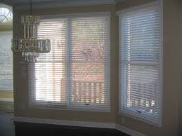 2 inch white faux wood blinds