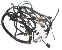 gm white racing products llc harness engine wiring 1989 model l98 a t c68