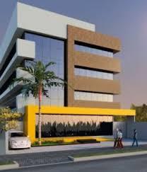 Possui 3 andares, 10 vagas de garagem, 4 banheiros, ar condicionado, bem localizado e próximo ao shopping center norte. Fachadas De Predios Modelos Fotos E Tendencias
