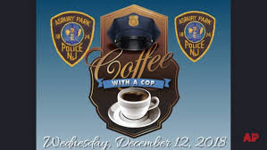 Coffee With A Cop Flyer Flyer Ap Coffee With A Cop 12 12 18 Aptv Asbury Park Tv