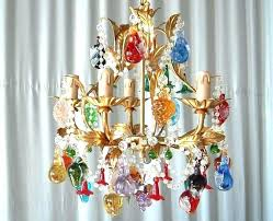 full size of coloured glass ball chandelier colored small fruit chandeliers modern home improvement hand blown