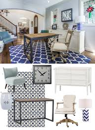 chic home office. plain chic room redo chic home office to