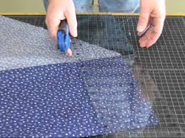 59 best images about Quilting - Binding on Pinterest | Quilt ... & A simple method of cutting bias binding. Bias binding is stronger and more  durable as a quilt edge. I learned this method of cutting bias binding from  Pat ... Adamdwight.com