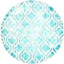 round turquoise rug turquoise circle rug dip dye turquoise ivory 5 ft x 5 ft round round turquoise rug