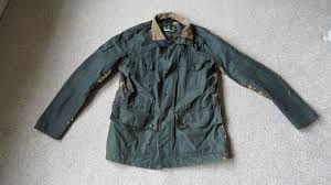 Barbour Size Chart Mens Mens Barbour Cowen Commando Wax Jacket Large V Rare Jacket Excellent Condition In Tamworth Staffordshire Gumtree