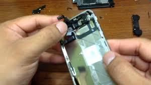 iPHONE 4S HOW TO FIX THE POWER BUTTON O REPARAR EL BOTON DE