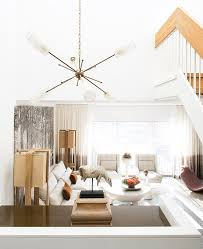 Statement lighting Kitchen Mod Multiarm Chandeliers Houseandhome Statement Light Fixtures To Elevate Your Space