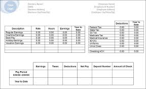 paycheck stub creator 1099 pay stub template free download