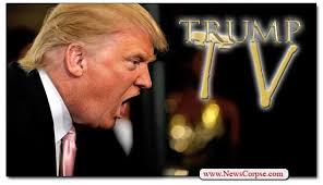 Image result for trump tv images
