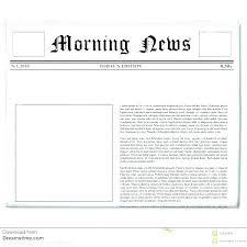 Newspaper Ad Template Patrishaluxe Co