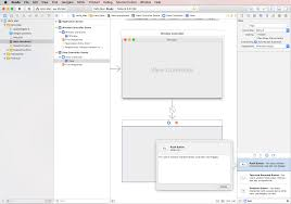 hello mac xamarin selecting a nsbutton from the library inspector