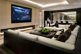 cinema room furniture. Interesting Furniture Integrate Home Theater In The Living Room  Choose Style Living Room  Furniture Intended Cinema