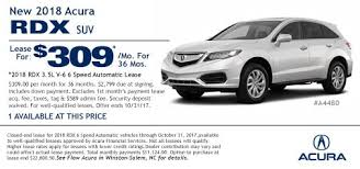 2018 acura lease specials. delighful 2018 offer  with 2018 acura lease specials