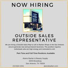 Hiring Sales Rep Now Hiring An Outside Sales Representative Please Call Us