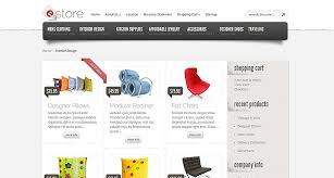 wordpress shopping carts estore ecommerce wordpress theme