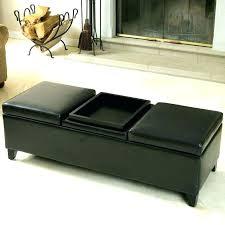 black round storage ottoman ottoman ottoman table