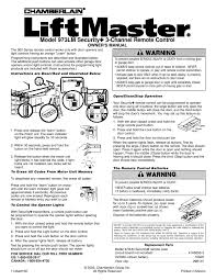 Perfect Liftmaster Garage Door Opener Manual Co Wageuzi With Inspiration Decorating