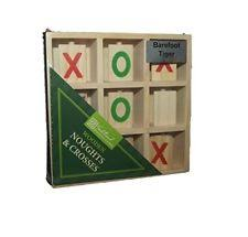 Wooden Naughts And Crosses Game Traditional Wooden Naughts Crosses Game eBay 94