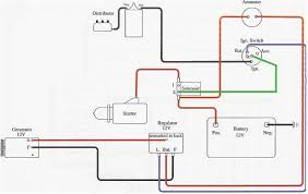 ford 8n 6v wiring diagram ford 800 wiring diagram voltage