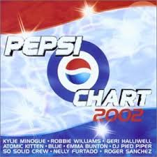Pepsi Chart 2002