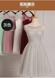 New Robe De Soiree Evening Dress Short Design Bouquet A-Line ...
