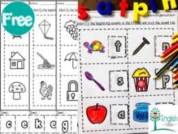 So far you can see we have a variety of sets of worksheets that deal with beginning sounds and rhyming and we are working on more. Beginning Sounds Archives Page 2 Of 3