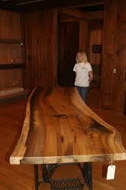 wood slab dining table beautiful: