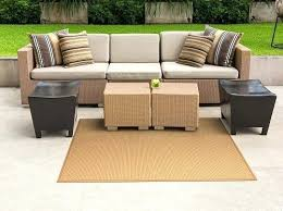 clean outdoor rug pictured is cypress natur of the fresco outdoor collection cleaning area rug outside