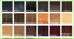 Medium Brown Hair Colour Chart Reddish Brown Hair Color Chart Lajoshrich Com