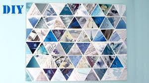 ... Triangle Picture Canvas Wall Art Diy Image Design Decoration Painting  Printable Abstract Random Photography ...
