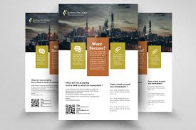 Flyer Examples Accounting Firm Flyer Templates