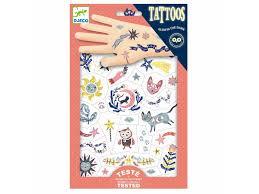 Djeco Tetování šťastné Sny