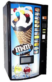 Ice Cream Vending Machine Business