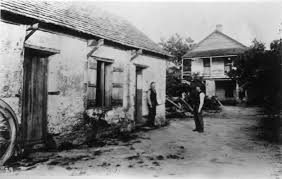 oldest known photo of english plantation home and slave house 1880 s photo by modore ralph